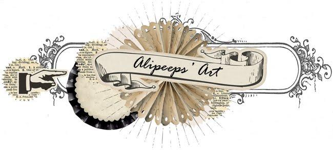 Alipeeps' Art