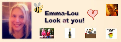 Emma-Lou - Look at you!
