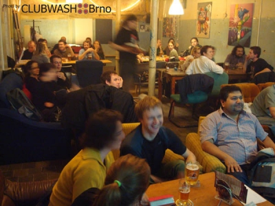 Pub quizes in Brno for improving your English