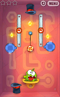 Gra Cut The Rope na Androida