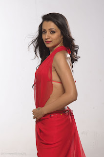 Backless Red Saree Blouse Spicy Photos - South Indian Actresses