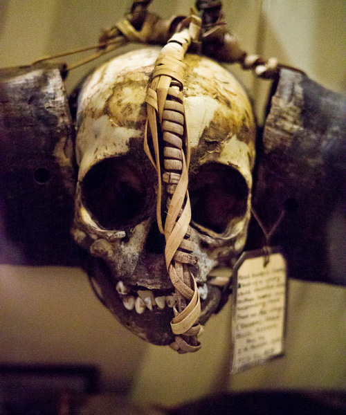 The Pitt Rivers of Oxford: The Best Museum in The World?