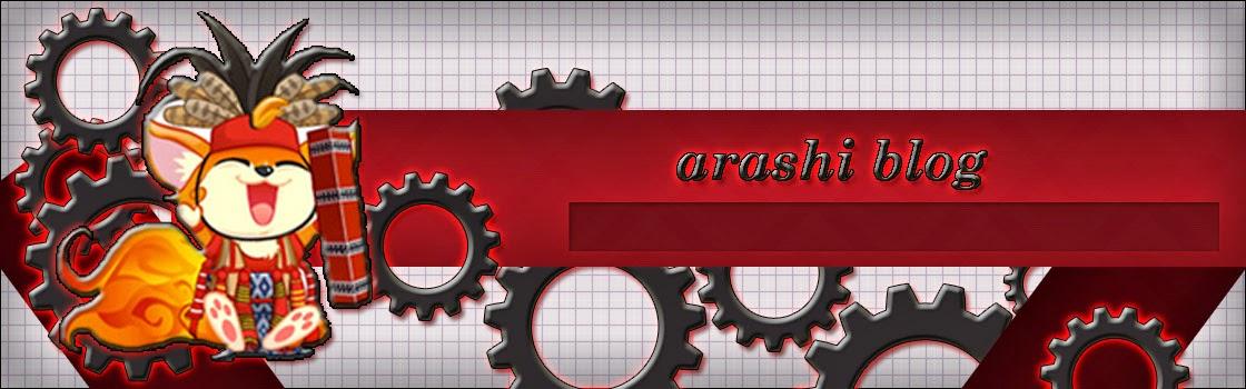 arashi blog