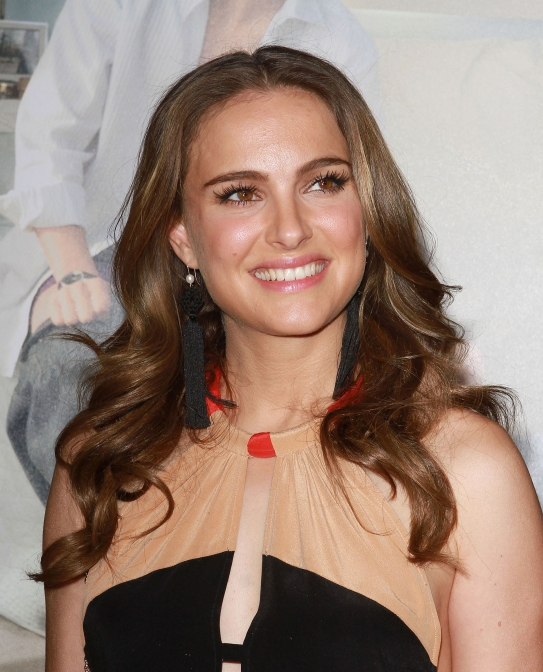 Natalie Portman launches into the series with Scruples!