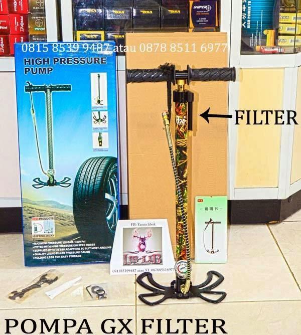 jual pompa gx filter