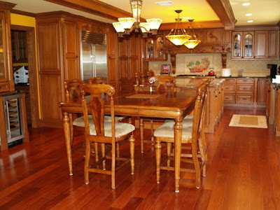 Cabreuva / Santos Mahogany Hardwood Flooring Special - NJ New Jersey, NYC New York City