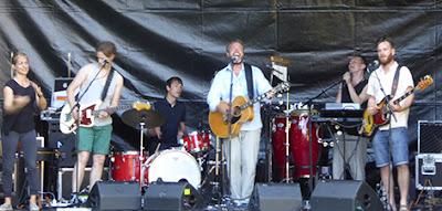 Rasmus Nøhr gratis koncert ved Horsens på Castberggård