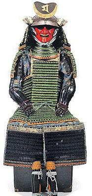 Pakaian samurai wanita