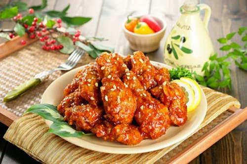 Fried Chicken with Fresh Milk - Thịt Gà Chiên Sữa Tươi