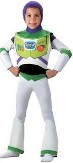 Disney Toy Story - Buzz Light-year Deluxe Toddler / Child Costume