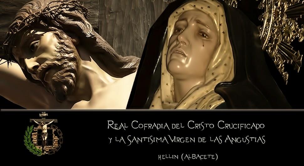 Real Cofradia del Cristo Crucificado y la Santísima Virgen de las Angustias