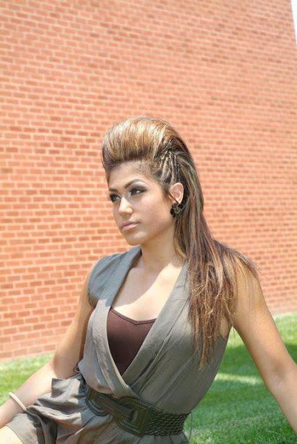 Welcome Hair Stylist hair color specialist Sophia Rahmani Reflections