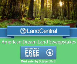 LandCentral contest, LandCentral Property giveaway #LandCentral , LandCentral California