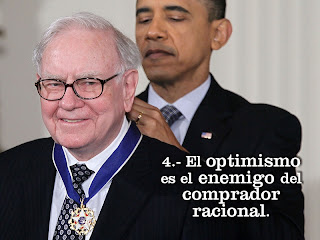Las 10 claves del Éxito – Warren Buffet