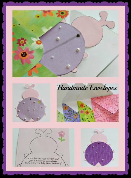 handmade baby shower invitations true aim