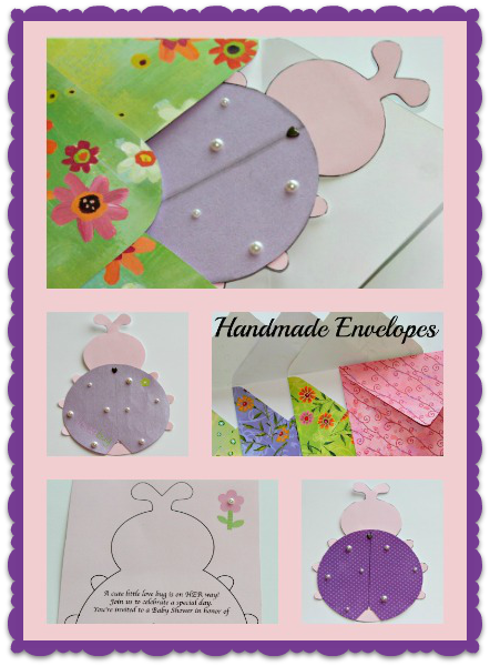 handmade baby shower invitations true aim