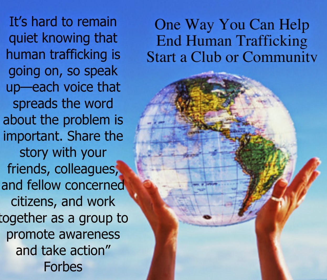 ways to stop human trafficking Polaris applauded the us senate after the chamber passed the stop i'm here to tell you that we can all join in the fight against human trafficking if we.