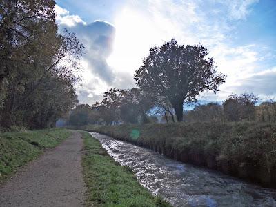 Pentewan River Cornwall