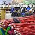 Vassouras ungidas são vendidas em igreja por mil reais e viram polemica na internet