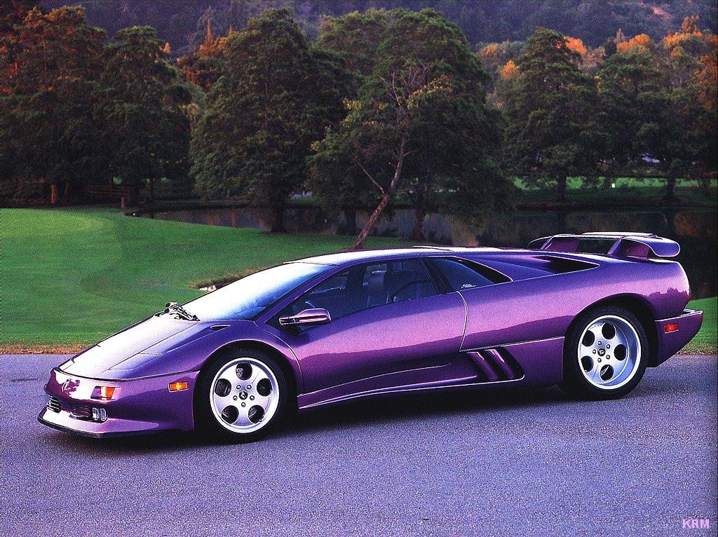 2012 Lamborghini Diablo Super