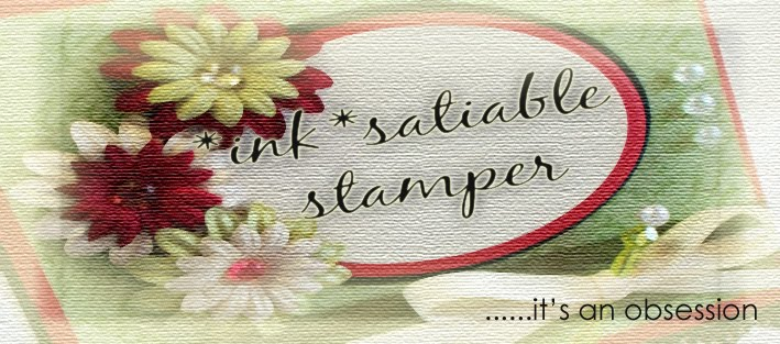 *Ink*satiable Stamper