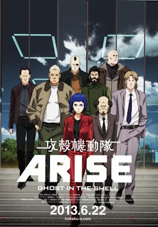 Ghost in the Shell Arise: Border 1 – Ghost Pain (2013)