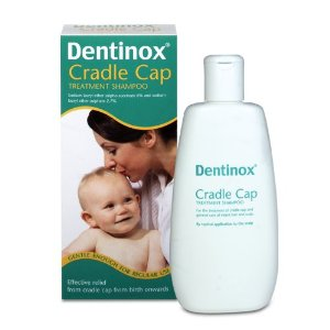 dentinox cradle cap shampoo review newborns