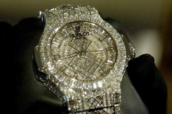El reloj más caro del mundo cuesta 5 millones de dólares