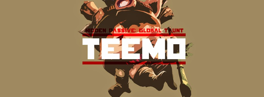 Teemo League of Legends Facebook Cover Photos