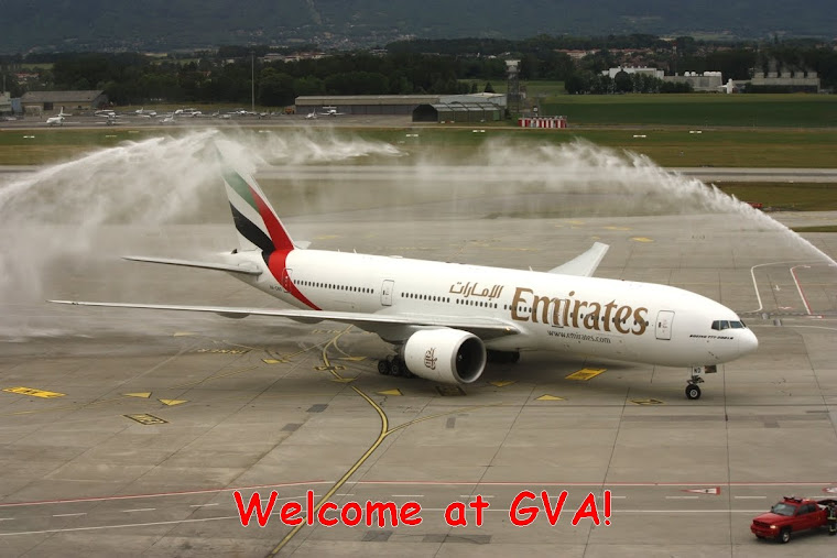 EMIRATES Inaugural Flight at GVA (01-06-2011).