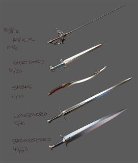 how to make a fake sword