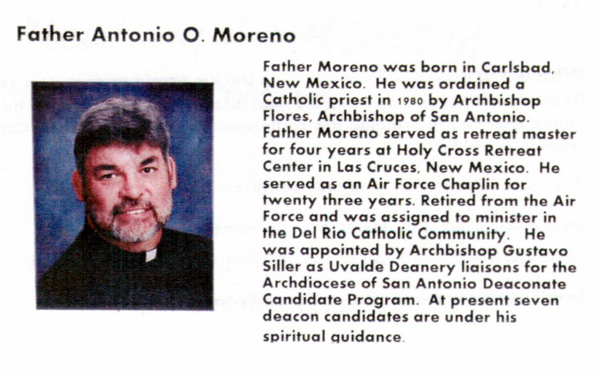 Father Antonio O. Moreno