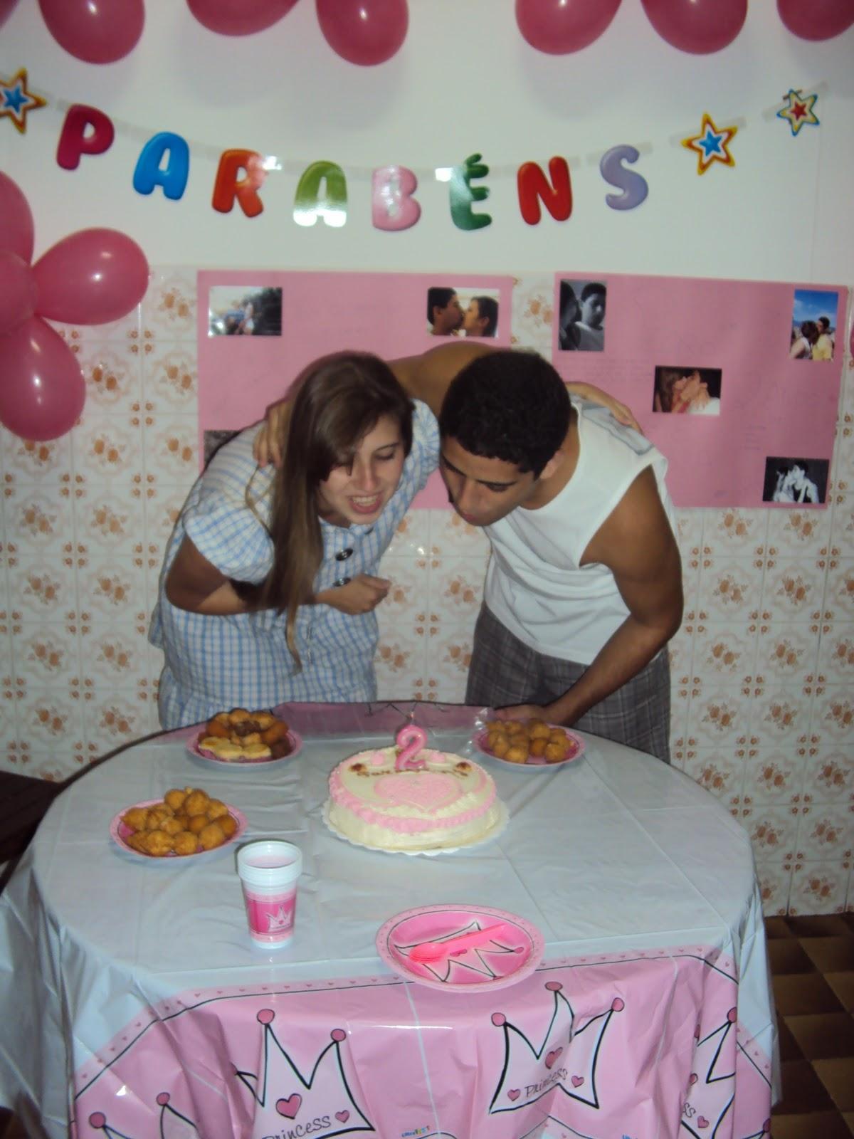 Aniversário de namoro  Surpresas para Namorados