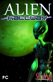Download Permainan Gratis Alien Hallway - Game Perang Alien