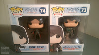 Funko Pop! Jacob y Evie Frye