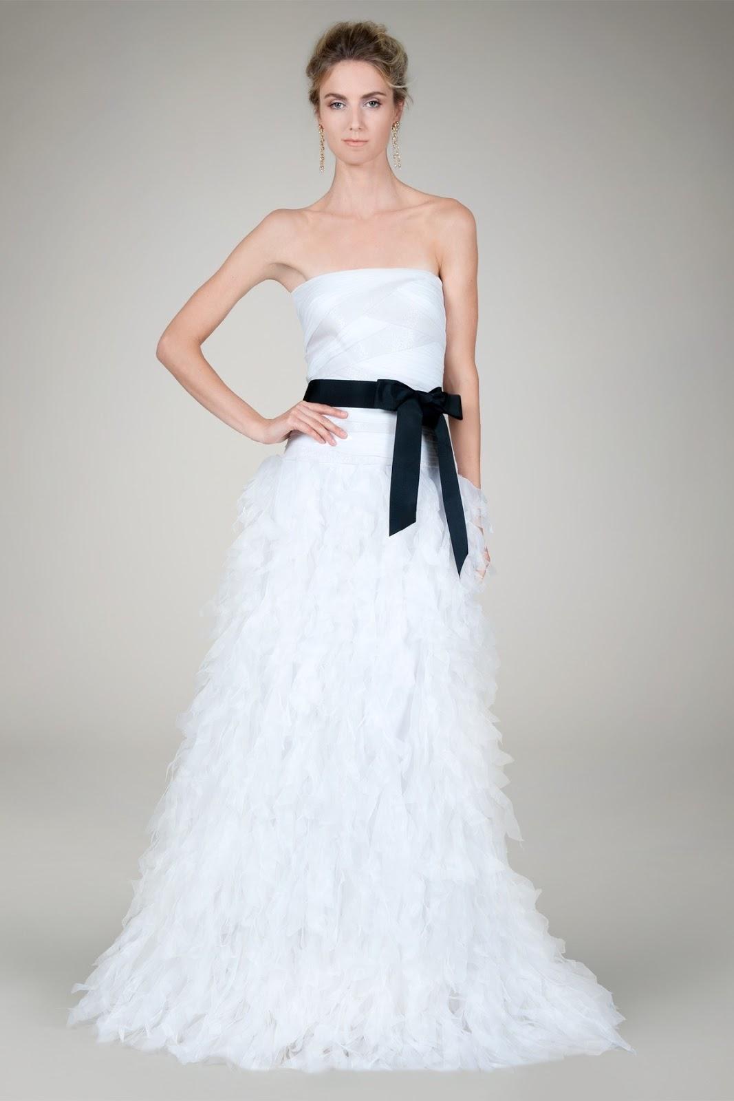 2013 Tadashi Shoji Wedding Dresses World Of Bridal