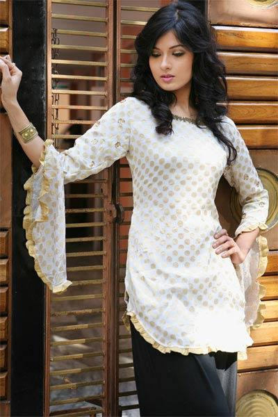Pakistani Shalwar Kameez Collection 20132014  Trendy