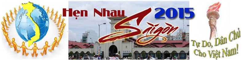 Hẹn Nhau Sài Gòn 2015