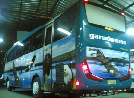 Harga Tiket Bus Garuda Mas Lebaran 2015