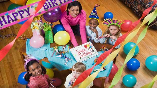 juegos y actividades para fiestas infantiles