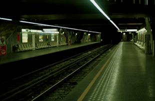 Grietas, túneles de metro y un accidente