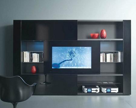 Muebles y dise os muebles de televisor - Muebles de tele ...