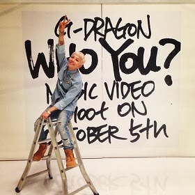 "G-Dragon - ""Who You?"""