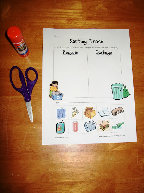 recycle lesson plans kindergarten vtwctr