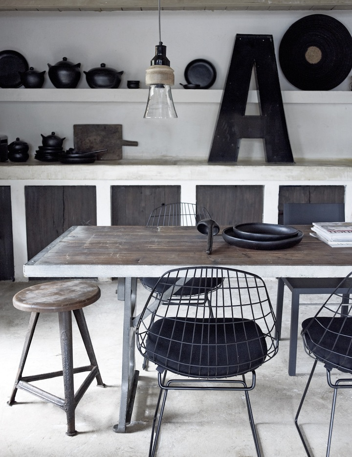 Monochrome design | I LOVE DESIGN - prints, colours, interiors