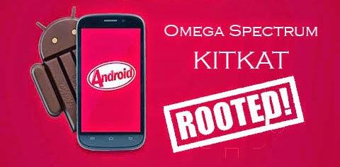 kitkat omega spectrum root