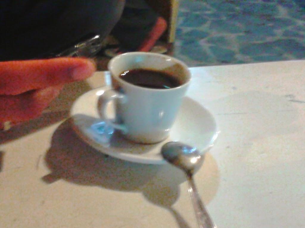 Single Espresso ala Lincak Cafe