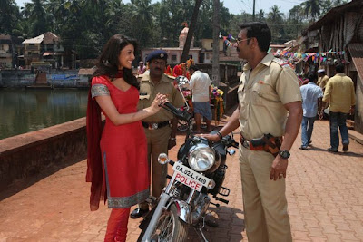 Kajal Agarwal in Singham Movie Stills, Kajal Agarwal Latest Pictures