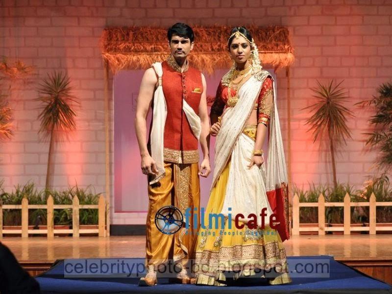 Bangladeshi+Somani%2527s+Resort+Ramp++Silhouettes+2014+Hot+Ramp+Girls+Fashion+Show+Photos+003