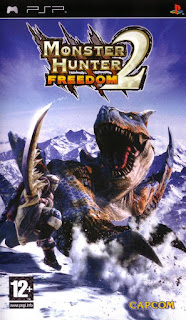 Free Download Games Monster Hunter Freedom Hunter II PSP ISO